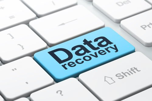 How to recover your lost data